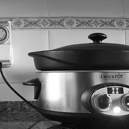 El temporizador y su uso en la cocina con Crock Pot