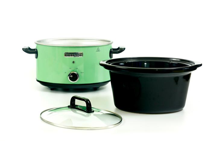 Qué es un slow cooker u olla de cocción lenta