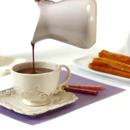 Cómo hacer chocolate a la taza en Crock Pot o slow cooker. Receta paso a paso.
