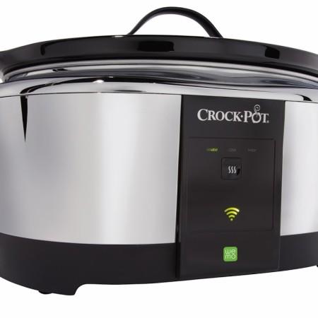 Crock-Pot WeMo Smart Slow Cooker, la olla del futuro