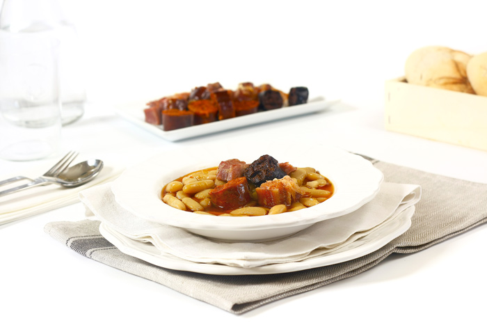 Fabada asturiana. Receta para Crock Pot