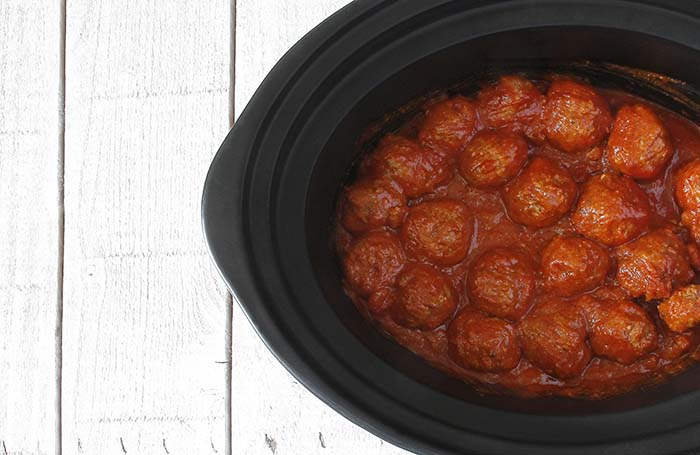 Albóndigas Con Tomate Receta Para Crock Pot