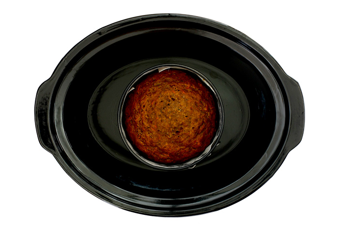 Tarta de zanahoria. Receta para cocinar con crock pot o slow cooker