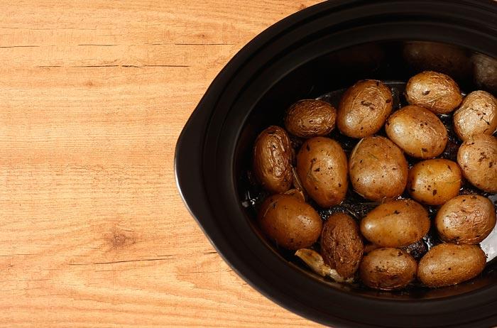 Cocotte de patatas en Crock Pot