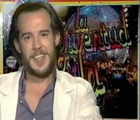 Jose Luis Fradejas, presentador de Aplauso