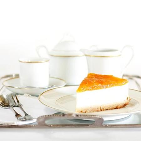 Receta de tarta de requesón y naranja en Crock Pot