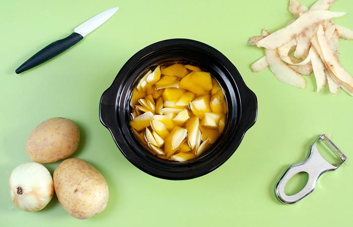 Receta de tortilla de patatas en Crock Pot