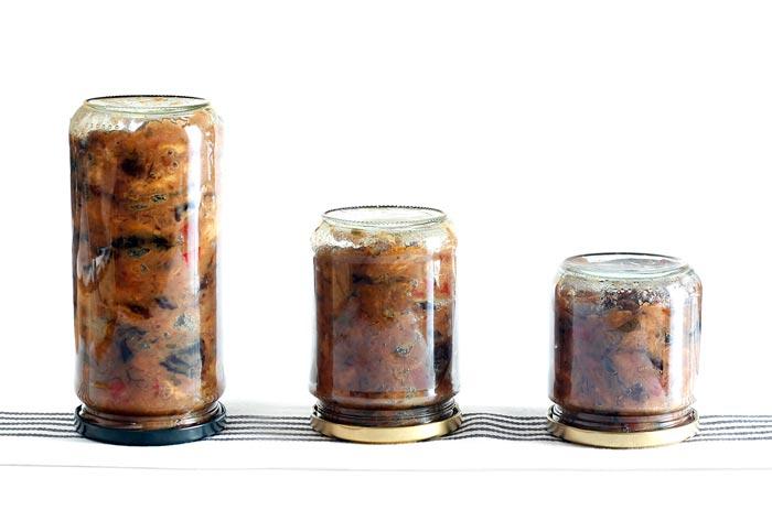 Cómo conservar mermeladas y chutneys