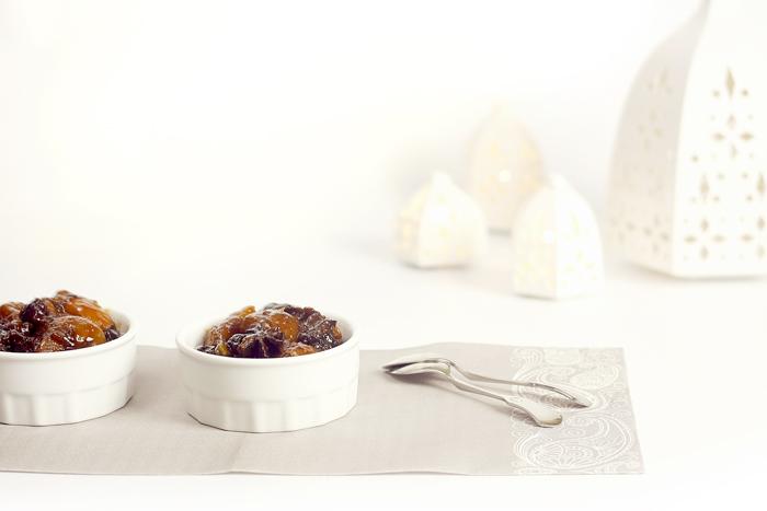 Compota de Navidad. Receta para Crock Pot