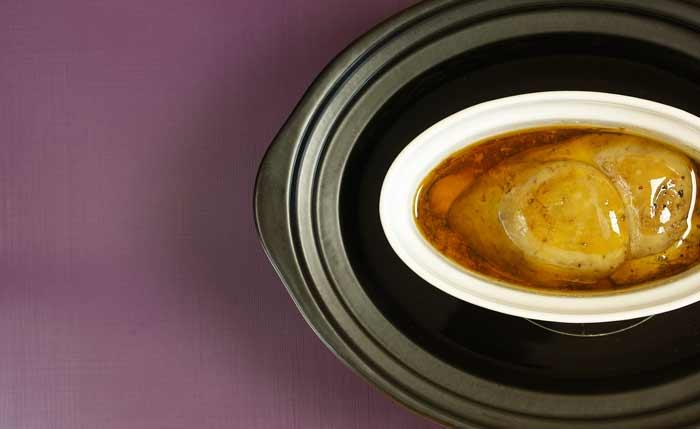Terrina de foie mi-cuit. Receta de Navidad en Crock Pot