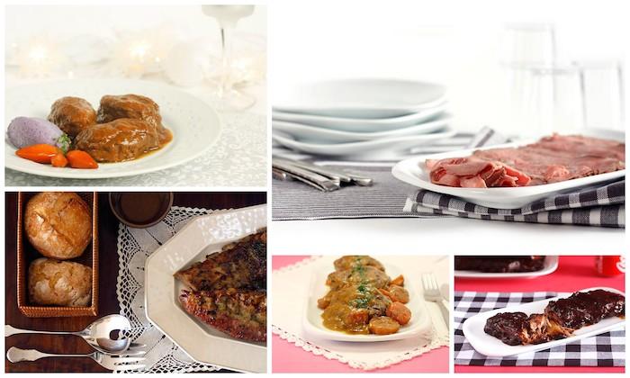 Recetas de carnes para Crock Pot