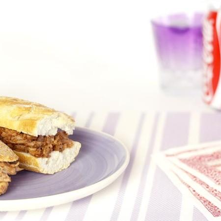 Puled pork. Recetas de cenas para crock pot