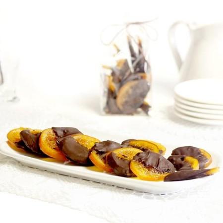 Orangettes. Receta para Crock Pot