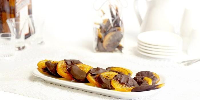 Orangettes en Crock Pot