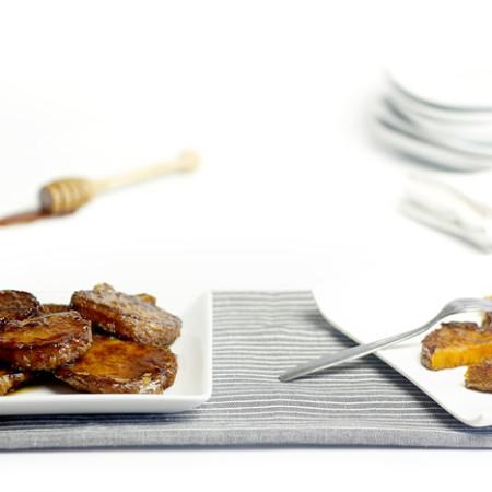 Torrijas de batata. Receta para Crock Pot