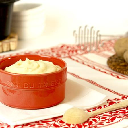 Puré de patata. Receta para Crock Pot