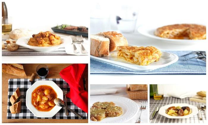 Patatas. Diez recetas para Crock Pot
