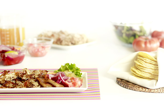 Carnitas. Recetas de cenas para crock pot