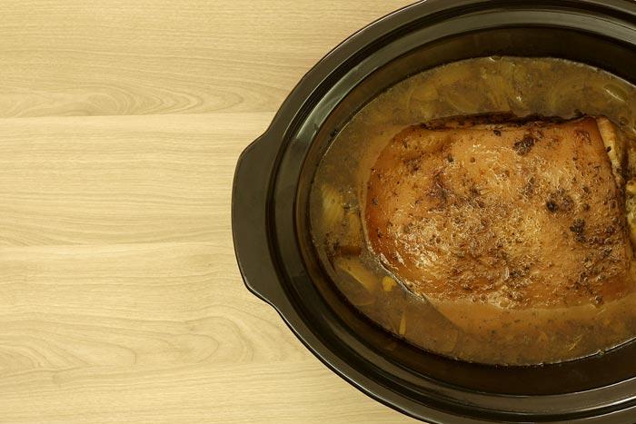 Carnitas. Receta para Crock Pot