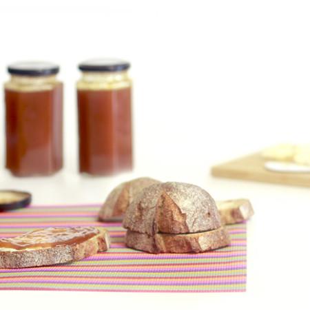 Mermelada de albaricoque. Receta para Crock Pot