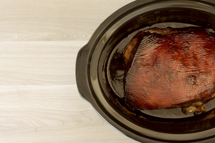 Pulled pork hoisin. Receta para Crock Pot