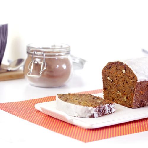 Carrot cake. Receta para Crock Pot
