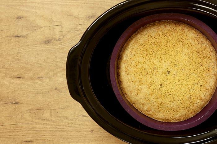 Tarta de Santiago. Receta para Crock Pot