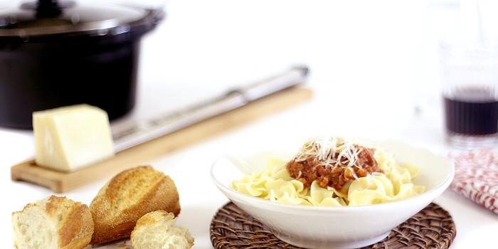 Salsa bolognesa en Crock Pot