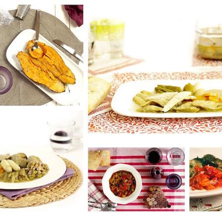 Verduras. Diez recetas para Crock Pot