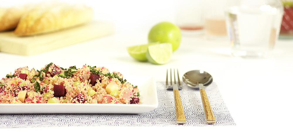 Recetas vegetarianas y ovolactovegetarianas