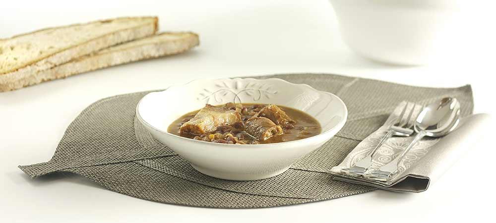 Recetas de legumbres en Crock Pot