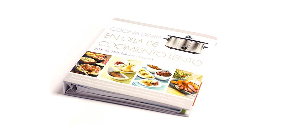 Libros de recetas para Crock Pot