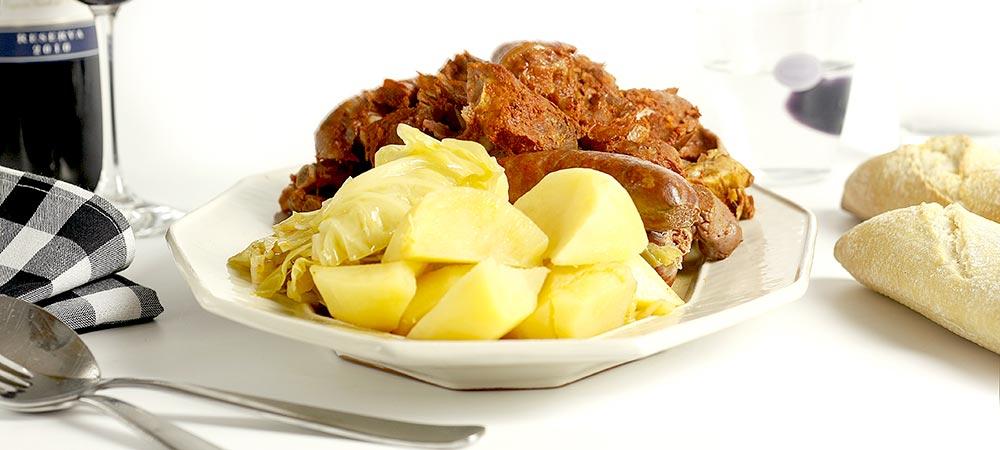Recetas de plato único en Crock Pot