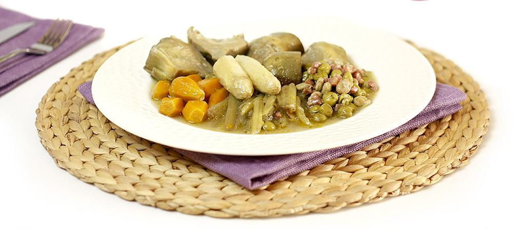 Recetas de primeros platos en Crock Pot