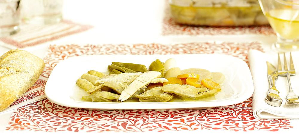 Recetas de verduras en Crock Pot