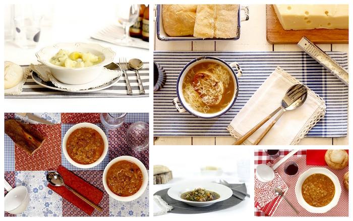 Sopas. Diez recetas para Crock Pot