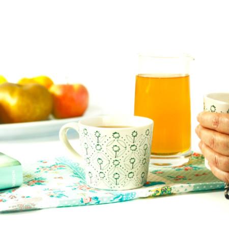 Cómo hacer bebida de manzana en Crock Pot o slow cooker. Receta paso a paso.