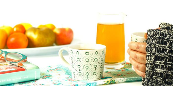 Bebida de manzana. Receta para Crock Pot