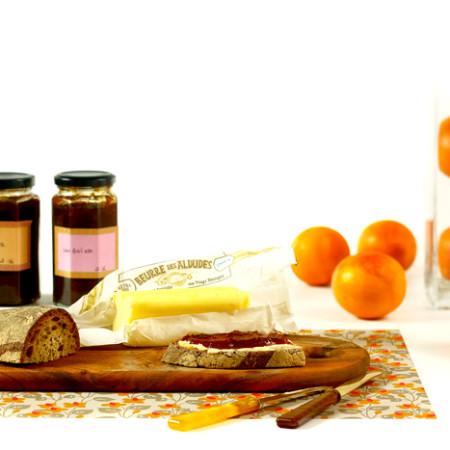 Cómo hacer mermelada de naranja sanguina en Crock Pot o slow cooker.