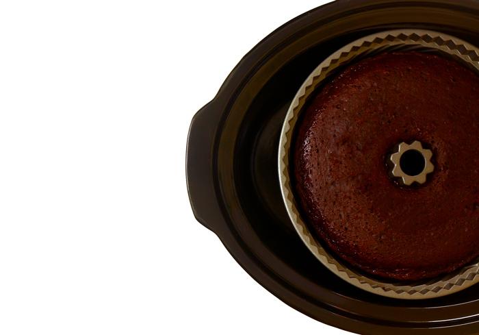 Red velvet. Receta para Crock Pot