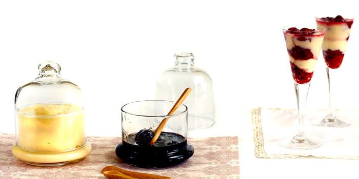 Crema inglesa. Receta para Crock Pot