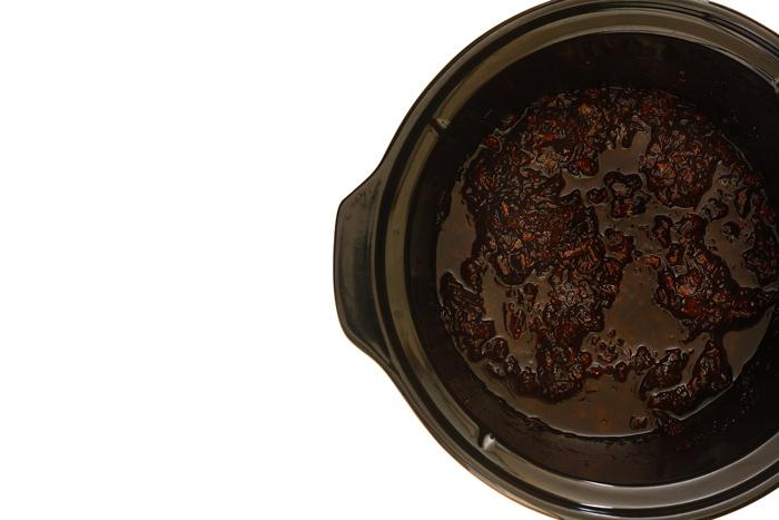 Mermelada de bacón. Receta para Crock Pot