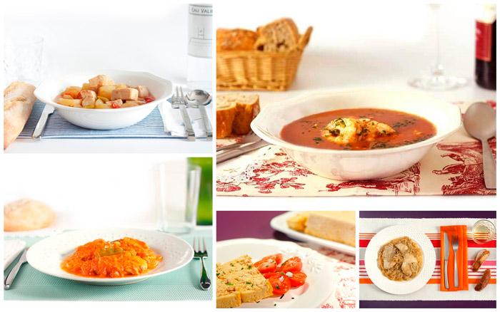 Diez recetas de pescado y marisco para crock pot