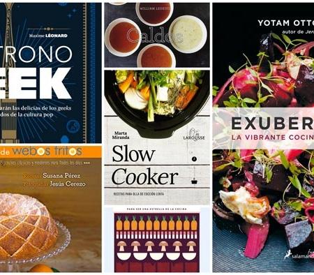Libros de cocina para regalar en Navidad