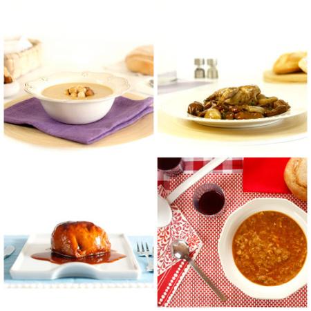 Menú semanal para cocinar en Crock Pot