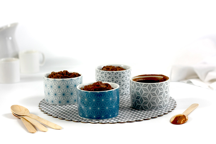 Mousse de chocolate. Receta para crock pot