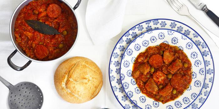 Ideas y recetas de cenas para cocinar en crock pot o slow - Cenas sin cocinar ...