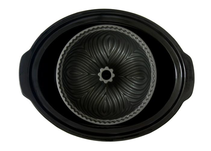 Moldes para hacer bizcochos y pasteles en crock pot