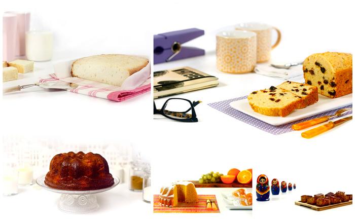Bizcochos. Diez recetas para crock pot II