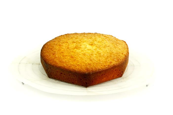 Hoja de cocción para hacer bizcochos sin molde en crock pot o slow cooker
